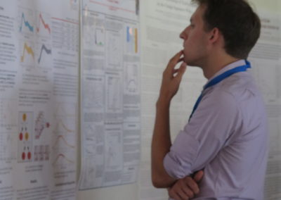 Friday 12th: Poster Presentations